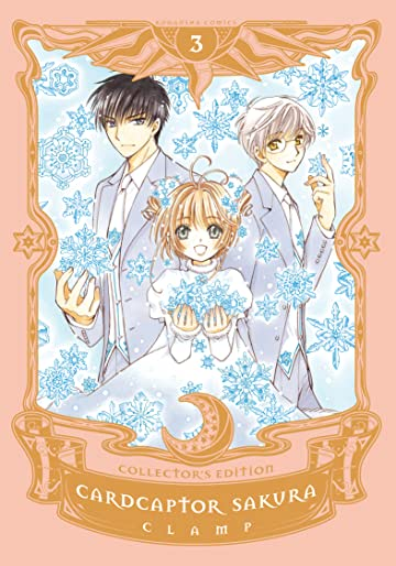 Cardcaptor Sakura Collector's Edition Tome 3