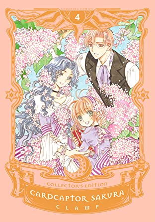 Cardcaptor Sakura Collector's Edition Tome 4