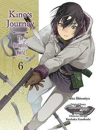 Kino's Journey Vol. 6