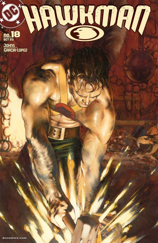 Hawkman (2002-2006) #18