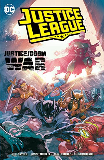 Justice League (2018-) Tome 5: The Doom War