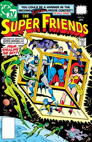 Super Friends (1976-1981) #16