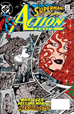 Action Comics (1938-2011) No.645