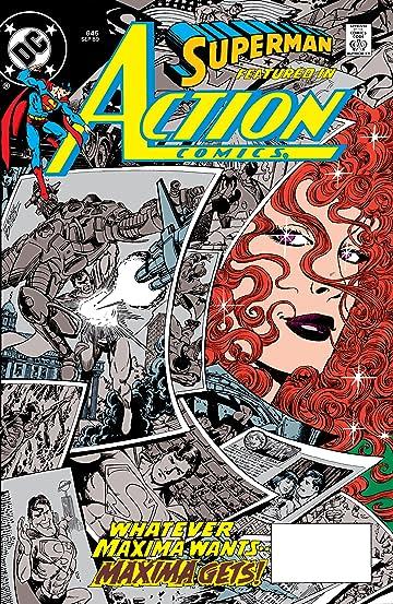 Action Comics (1938-2011) #645