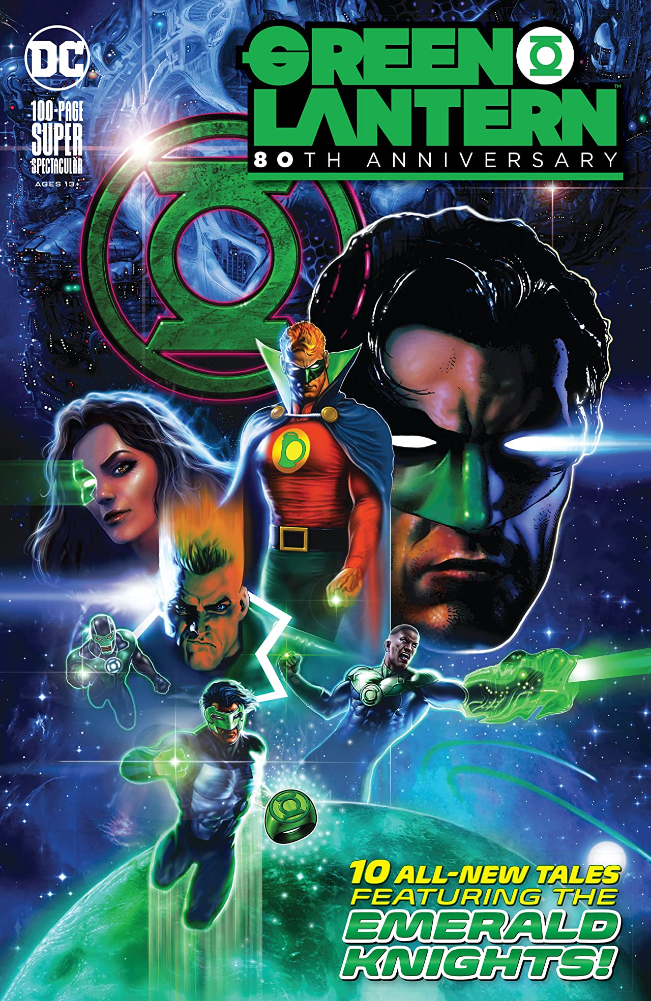Green Lantern 80th Anniversary 100-Page Super Spectacular (2020) #1