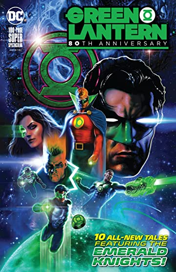 Green Lantern 80th Anniversary 100-Page Super Spectacular (2020) No.1