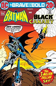 The Brave and the Bold (1955-1983) #107