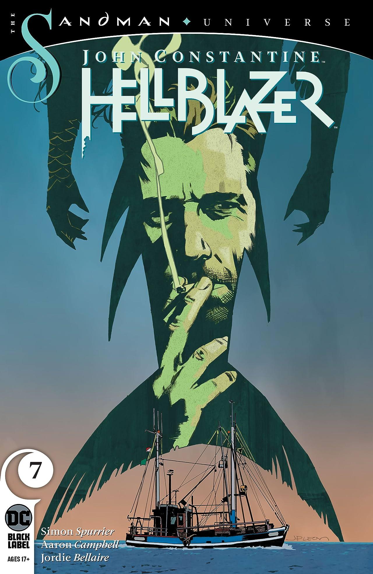 John Constantine: Hellblazer (2019-) No.7