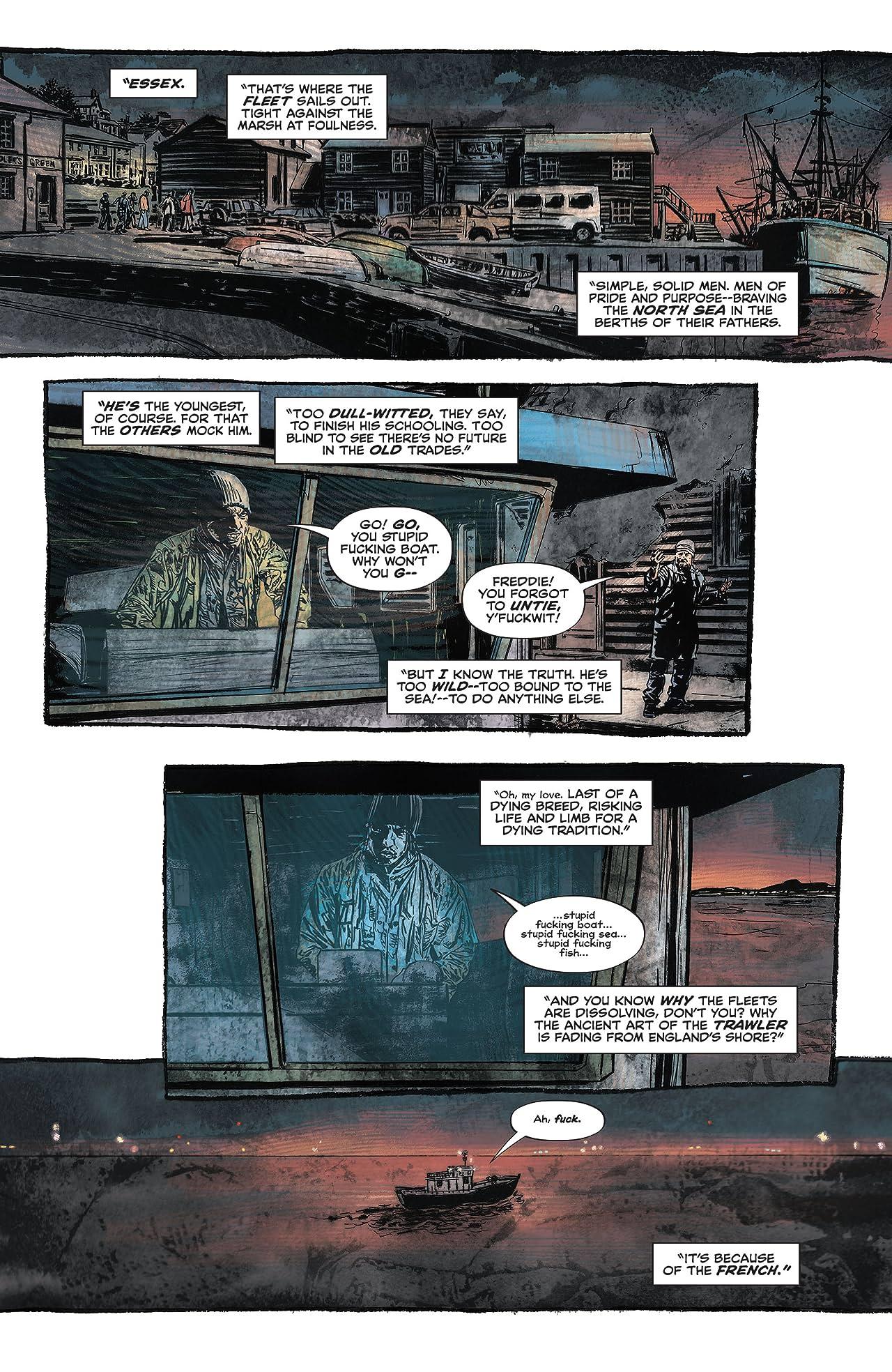 John Constantine: Hellblazer (2019-) #7