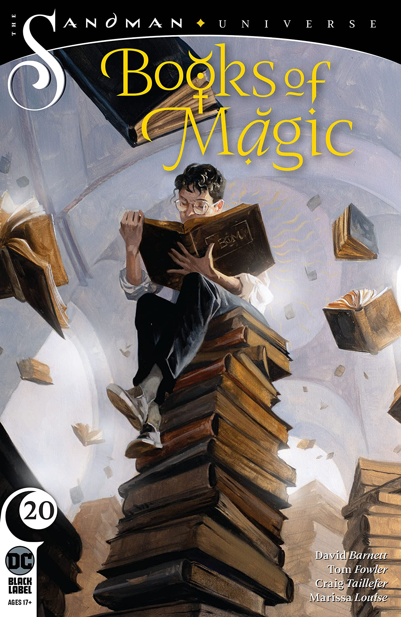 Books of Magic (2018-) No.20