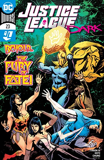 Justice League Dark (2018-) #23