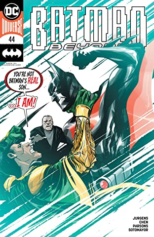 Batman Beyond (2016-) #44