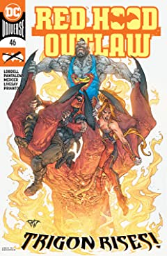 Red Hood: Outlaw (2016-) #46