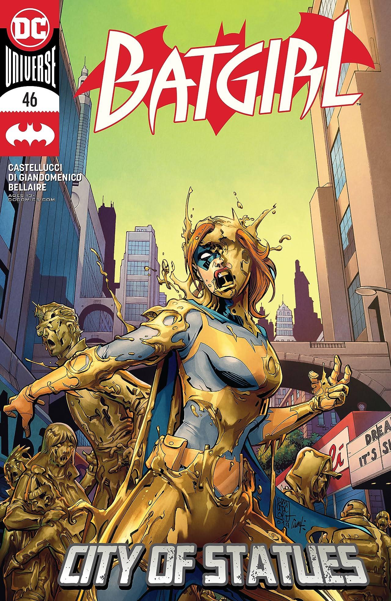 Batgirl (2016-) No.46