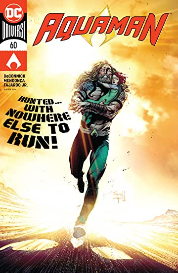 Aquaman (2016-) No.60