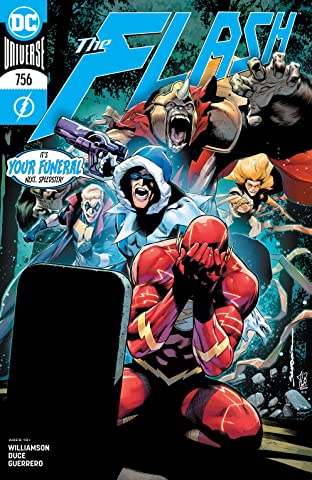 The Flash (2016-) No.756