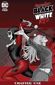 Harley Quinn Black + White + Red (2020-) #1