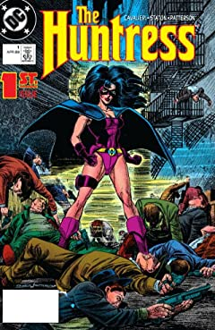 The Huntress (1989-1990) #1