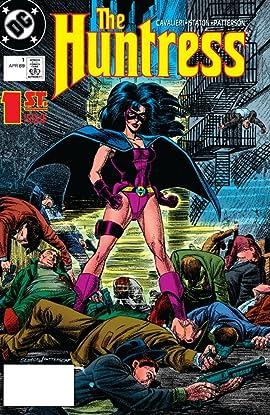 The Huntress (1989-1990) #1