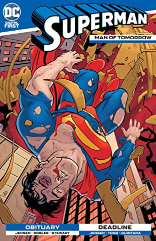 Superman: Man of Tomorrow No.8