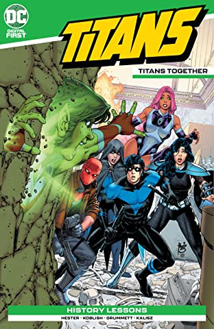 Titans: Titans Together No.1