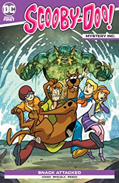Scooby-Doo: Mystery Inc. No.1