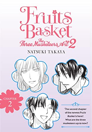 Fruits Basket: The Three Musketeers Arc 2 No.2