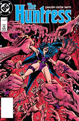 The Huntress (1989-1990) #3
