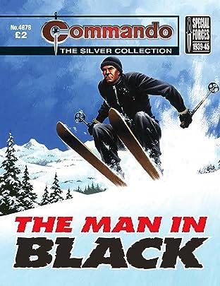 Commando #4678: The Man In Black