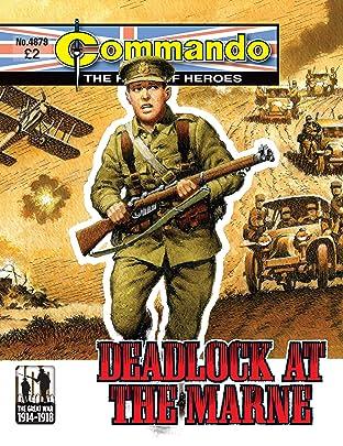 Commando #4679: Deadlock At The Marne