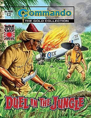 Commando #4680: Duel In The Jungle