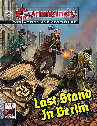Commando #4681: Last Stand In Berlin