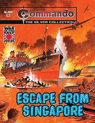 Commando #4682: Escape From Singapore