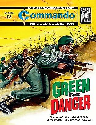 Commando #4684: Green For Danger