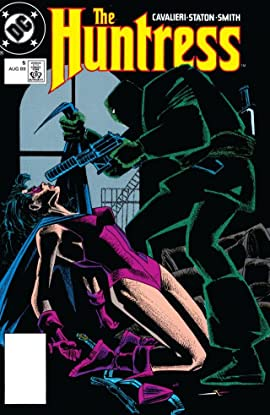 The Huntress (1989-1990) #5