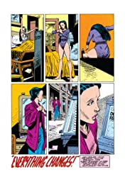 The Huntress (1989-1990) #5
