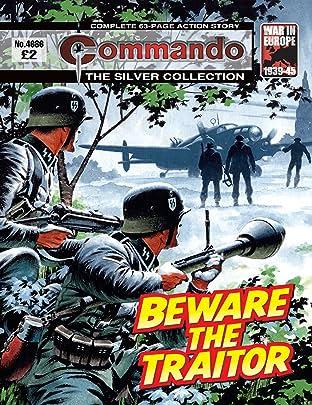 Commando #4686: Beware The Traitor