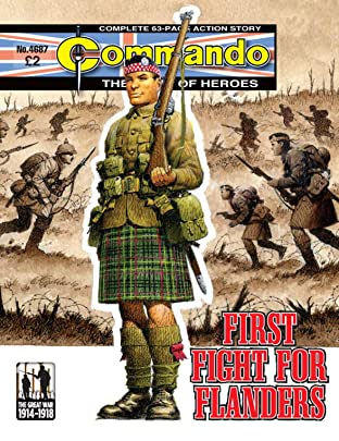 Commando #4687: First Fight For Flanders