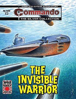 Commando #4690: The Invisible Warrior