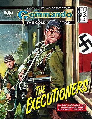 Commando #4692: The Executioners!
