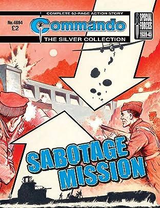 Commando #4694: Sabotage Mission