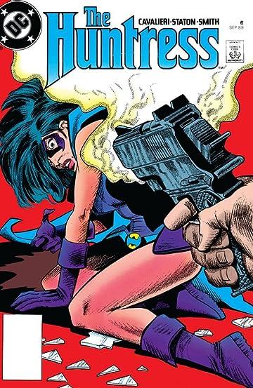 The Huntress (1989-1990) #6