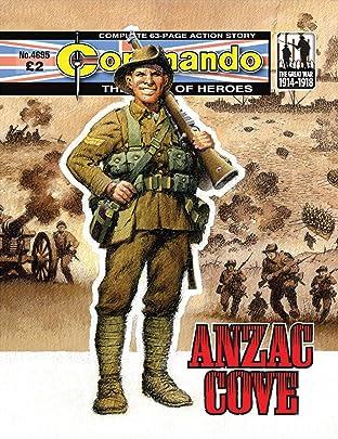 Commando #4695: Anzac Cove