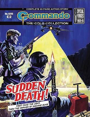 Commando #4696: Sudden Death!