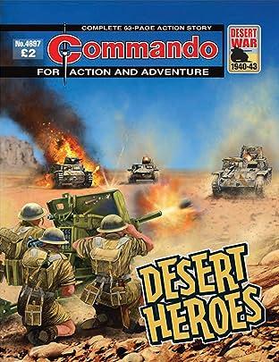 Commando #4697: Desert Heroes