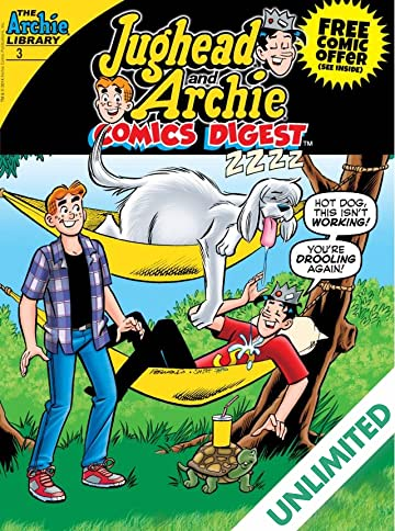Jughead and Archie Comics Digest #3