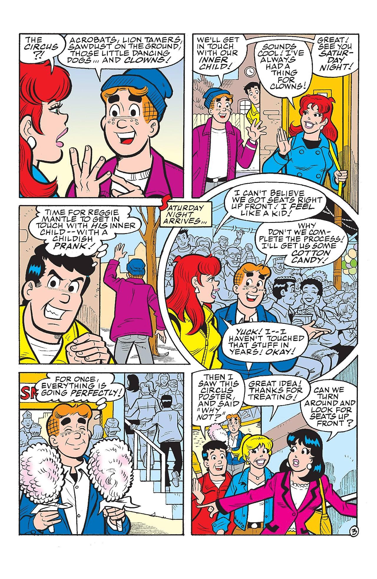 PEP Digital #89: Big Top Archie