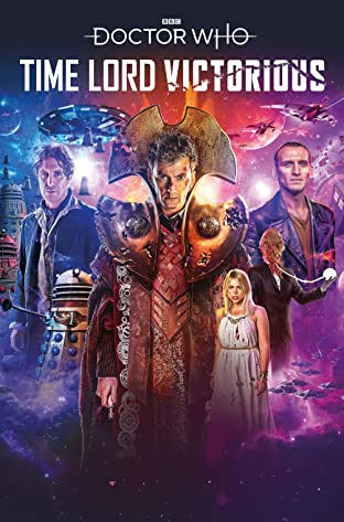 Doctor Who: Time Lord Victorious No.1
