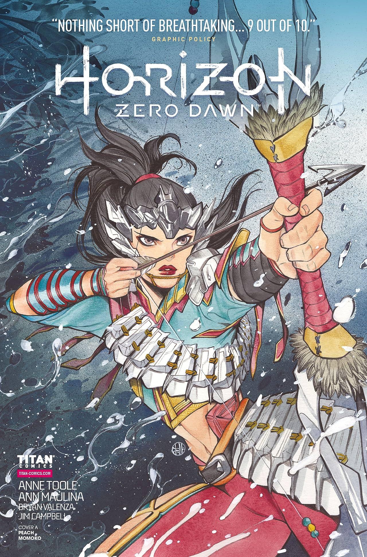 Horizon Zero Dawn No.3