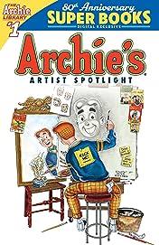 Archie Comics 80th Anniversary Presents: Archie Artist Spotlight #17